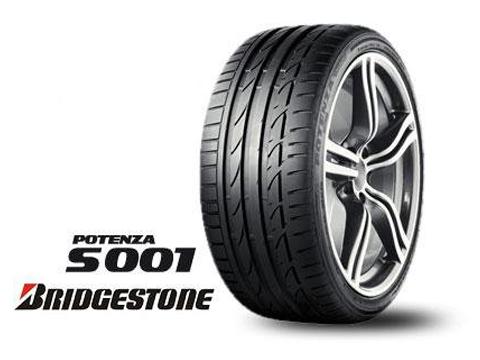 225-40-18 Bridgestone Potenza-S001