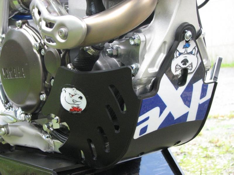 AXP Enduro Sump Guard Sherco SER-F 450 2015