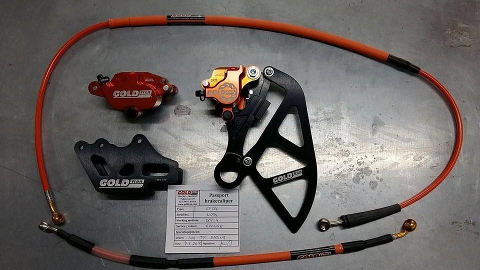 Goldfren brake kit