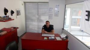 Γραφείο ορόφου - Σωτήρης